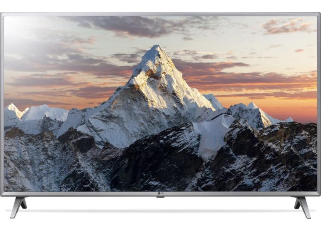 LG Electronics 70UK6500 UHD TV, 4K Active HDR, PVR, schwarz