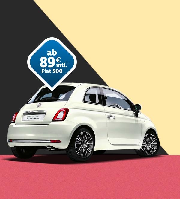 Auto leasen bei LIDL 89 € p.m.