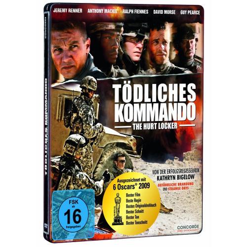TV Movie + 'Tödliches Kommando' ab 23.11. Bluray 5,99 oder DVD 3,50