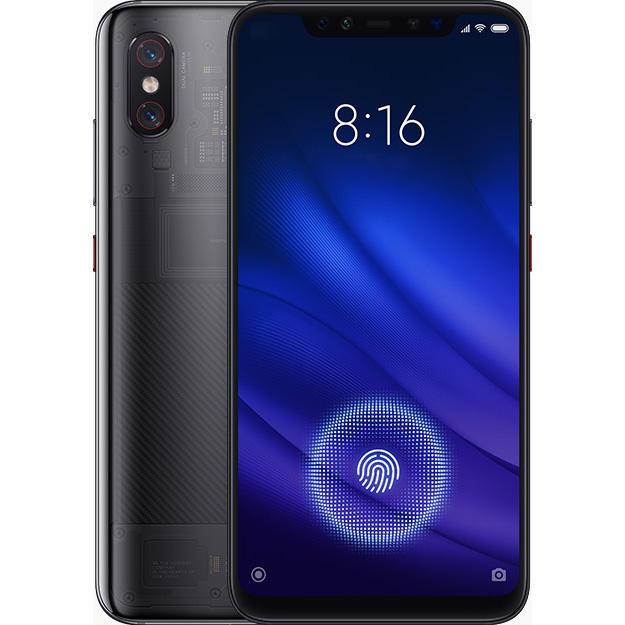 Xiaomi Mi8 Mi 8 Pro Handy Smartphone Global Version 6.21 inch 8GB 128GB Snapdragon 845 Octa core 4G Smartphone - 7-15 Tage Versandzeit