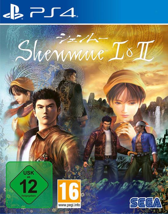 Shenmue I & II (PS4 & Xbox One) für je 19,99€ (GameStop & Amazon Prime)