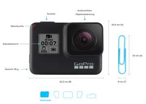 Gopro Hero 7 black - 20% Studentenrabatt