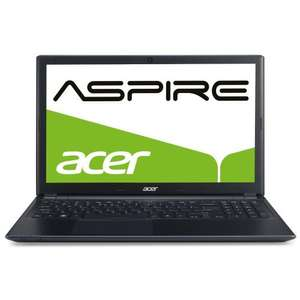 Acer Aspire V5 15,6 Zoll Notebook Intel Core i3-2367M, 4GB RAM, 320GB HDD, GT620M, DVD, Win 7 HP