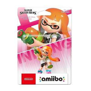 Nintendo amiibo (Super Smash Bros. Collection) Inkling [MyToys]