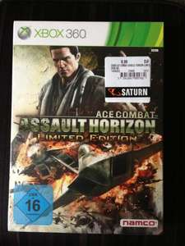 [LOKAL?] Ace Combat - Assault Horizon Limited Edition für XBox 360 (Saturn Bremen Papenstraße)