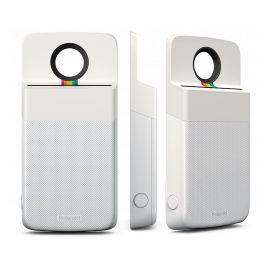 """Motorola Polaroid Insta-Share Printer (für Lenovo Moto Z-Serie, 2x3"""" Zero-Ink-Papier, App zur Vorbearbeitung)"""
