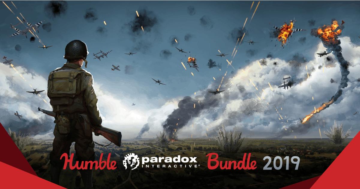 Humble Paradox Bundle 2019 (Steam)