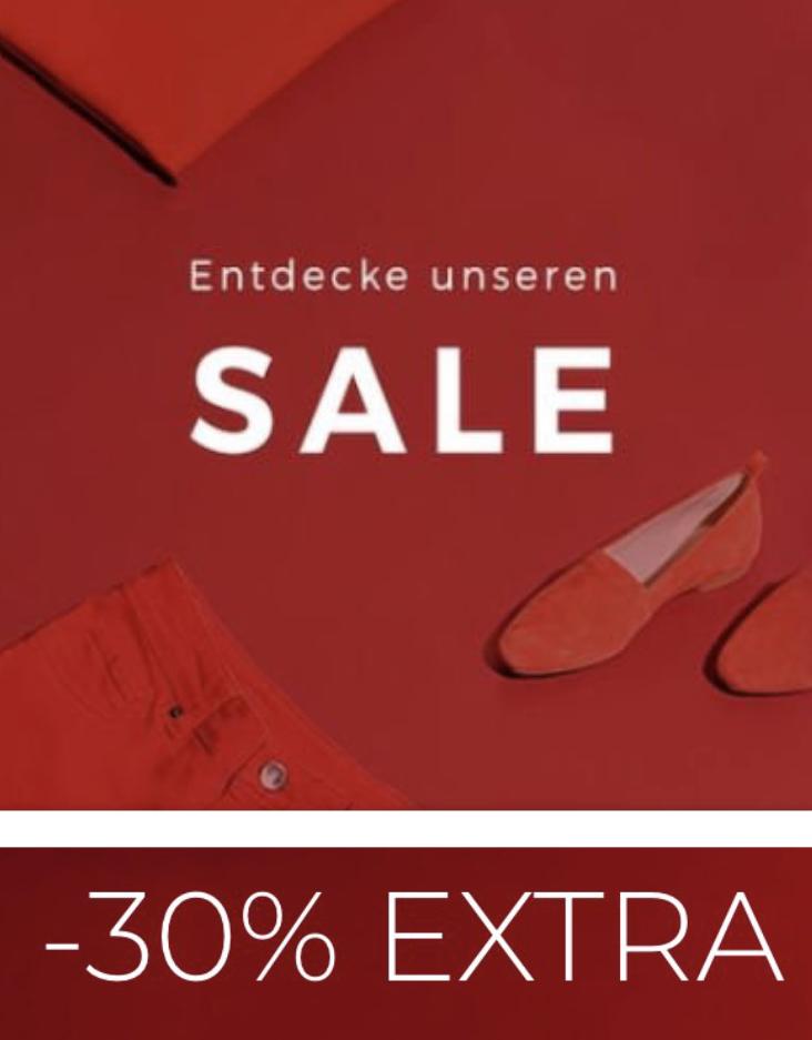 Zusätzlich 30% Extra-Rabatt auf alle bereits reduzierten Sale Artikel bei ABOUT YOU (MBW 75€) - ca. 75.000 Artikel