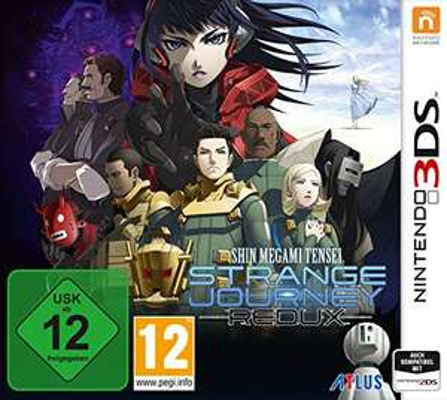 [Amazon Prime] Shin Megami Tensei Strange Journey Redux (3DS)