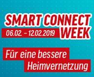 Smart Connect Week: Netzwerk-Artikel von AVM, HP, Netgear, Zyxel, Foscam, HiLook, Ezviz, Instar, Lupus, Z-Wave, INNR, devolo