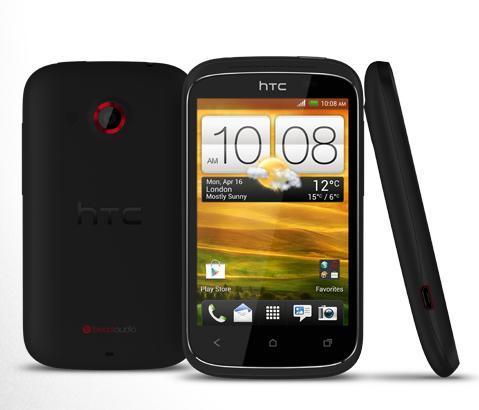 x09 HTC DESIRE C * black * Android™ 4.0 * NEU OVP * ohne Sim/Netlock