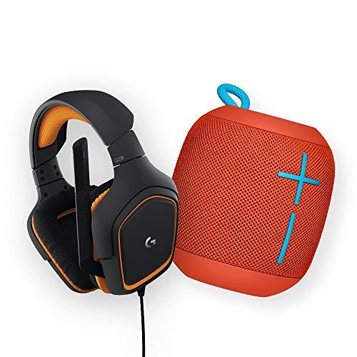 Ultimate Ears WonderBoom Bluetooth Lautsprecher + Logitech G231 Prodigy Headset (PS4, PC, Xbox One)