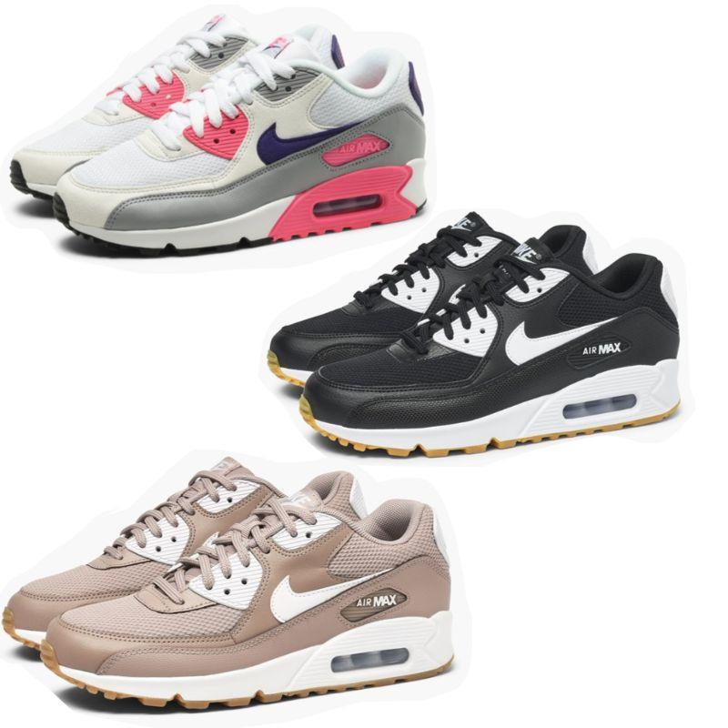 For the ladies: Diverse Nike Air Max 90 für 58€ zzgl. Versand - nur noch heute!