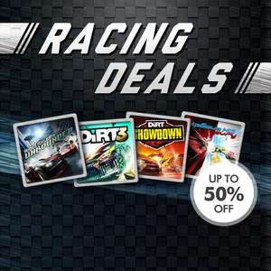 Playstation Network Store Angebote: Racing deals