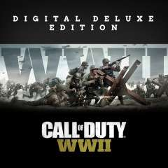 Call of Duty®: WWII - Digital Deluxe [playstation store]