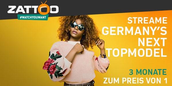 3 Monate Zattoo PREMIUM zum Preis von einem (auch für Schweizer Accounts)