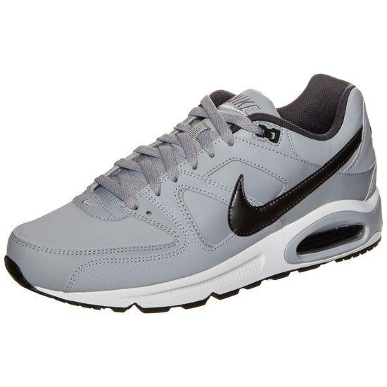 Nike Air Max Command Leather Herren in grau und schwarz