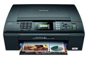 Brother MFC-J220 All-in-One (Fax, Scanner, Kopierer, Drucker) für 69,85€ @ebay