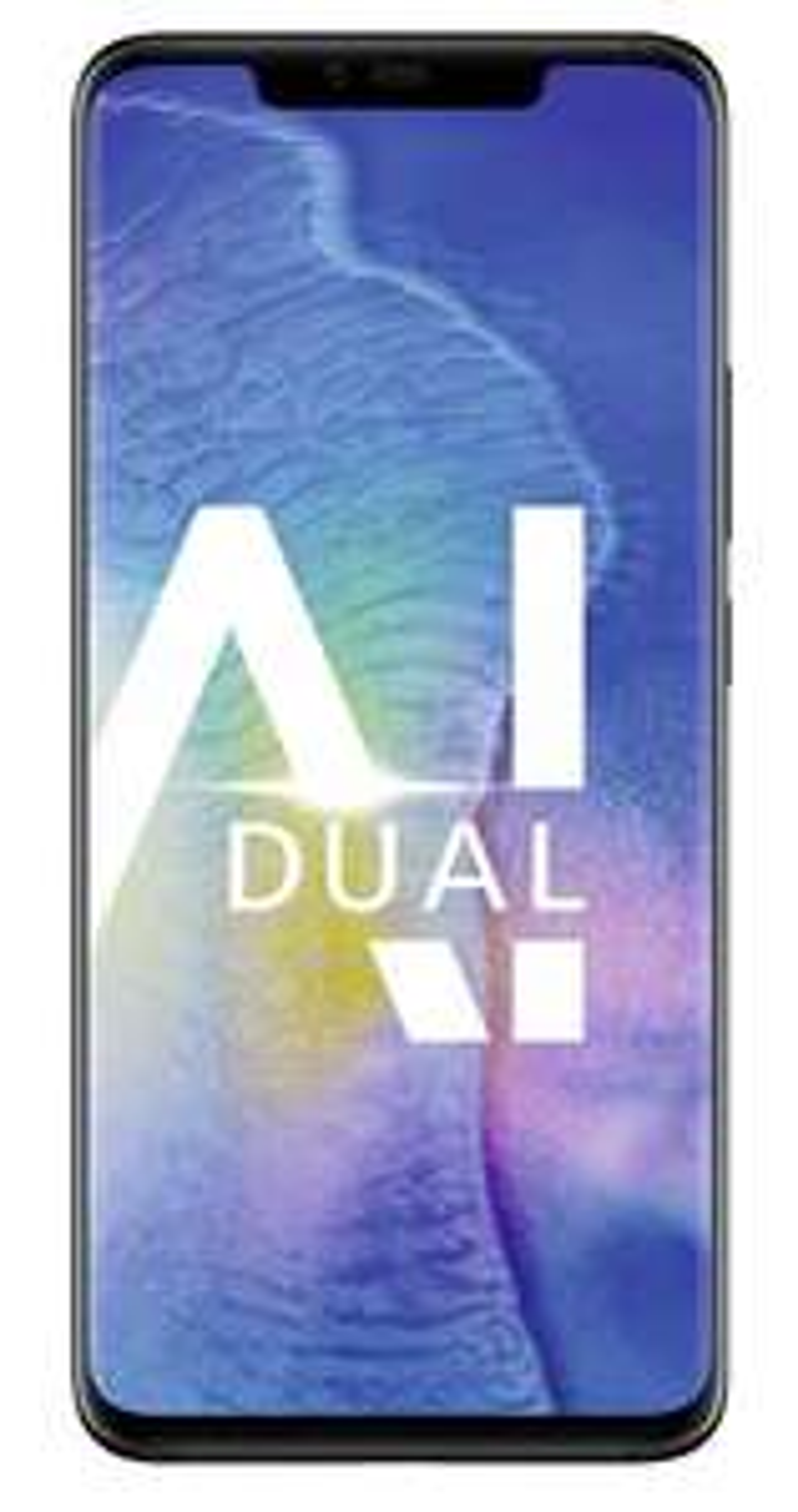 "Huawei Mate 20 Pro, 6,39"" OLED, 128GB/6GB, Dual-Sim, 4.200 mAh, Leica Triple Kamera, USB-C, Android 9.0, in Schwarz oder Blau"