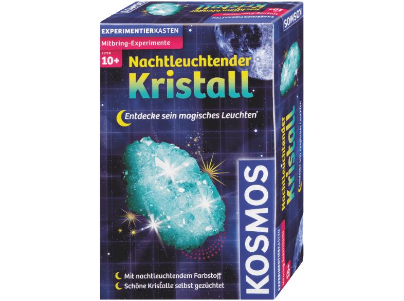 Media Markt KOSMOS 659127 Nachtleuchtender Kristall, Blau