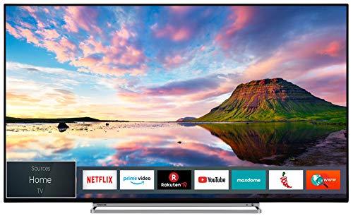 Toshiba 55V6863DA 55 Zoll TV Fernseher mit HDR10, HLG, Dolby Vision und Amazon Prime Video App