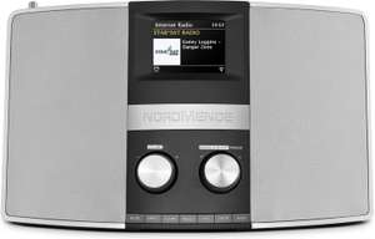 Nordmende Transita 400 Digitalradio (UKW, DAB+, Internetradio, Bluetooth, UPnP, Spotify Connect, Multiroom)