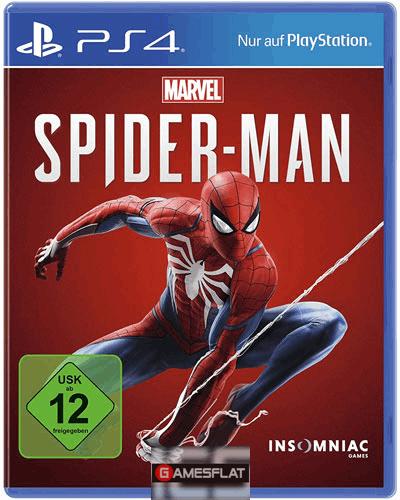 Marvel's Spider-Man (PS4) für 29,99€ (Gamesflat)