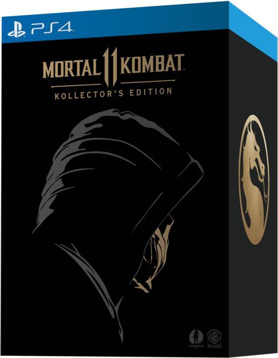 Mortal Kombat 11 Collectors Edition (PS4) für 59,99€ (Gamesflat)