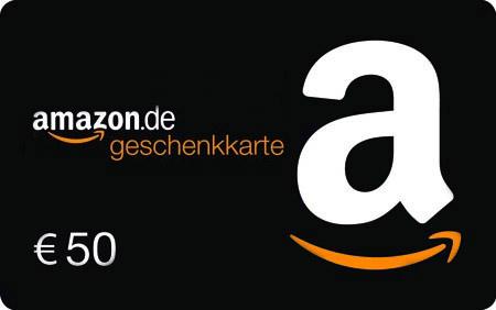 Amazon Geschenkgutscheine mit 10% Rabatt