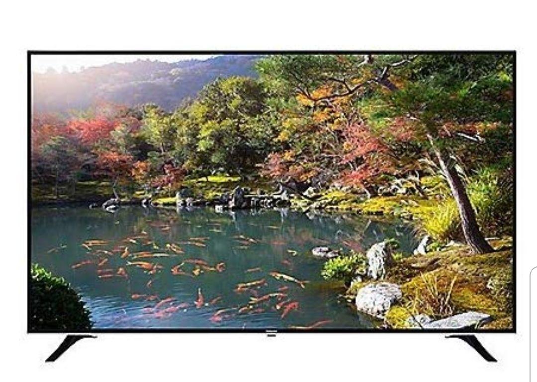 Toshiba 75 Zoll U 6763 DA 4K Ultra HD TV