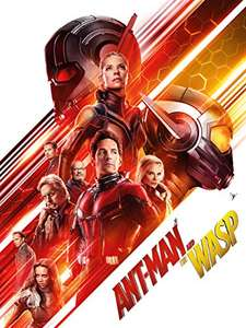 Ant-Man and the Wasp [dt./OV] zum Leihen für 1,99€ [Amazon Video]