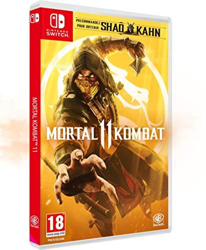 [Vorbestellung] Mortal Kombat 11: Standard Edition für Nintendo Switch (Amazon.fr)