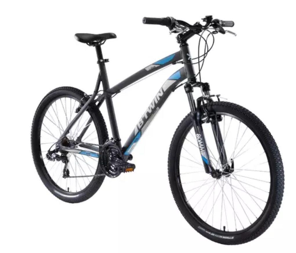 rockrider 340 mountainbike bei decathlon. Black Bedroom Furniture Sets. Home Design Ideas