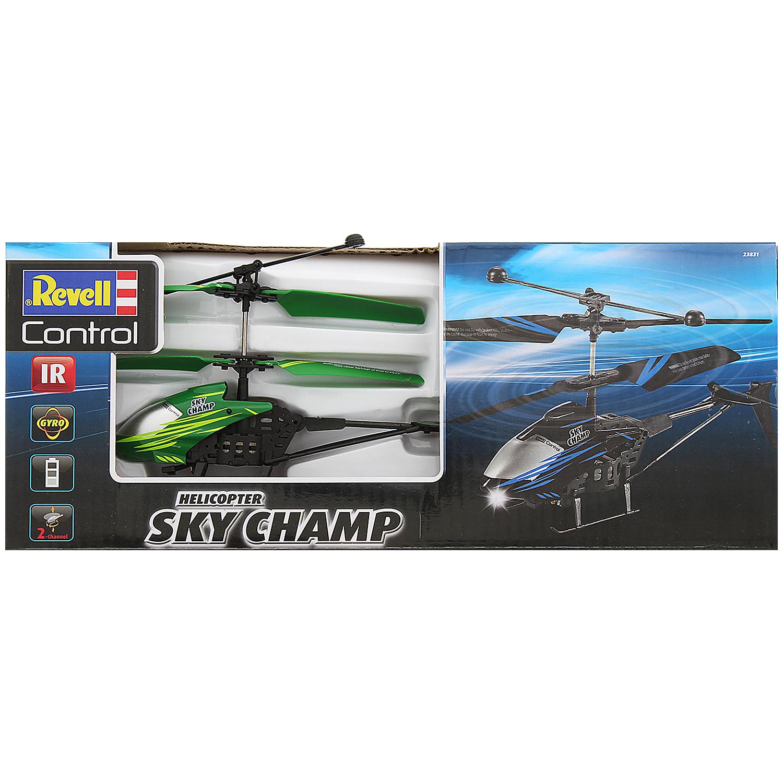 [Action] Revell IR Helicopter/Hubschrauber SKY CHAMP für 10 Tacken