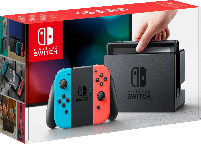 Nintendo Switch Konsole rot/blau für 254,15€ mit Rabatt-Aufkleber - Marktkauf HH-Bergedorf u. ggf. weitere Märkte im Bereich Nord