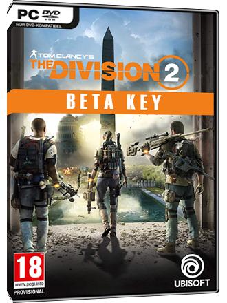 The Division 2 - Private Beta KEY PC