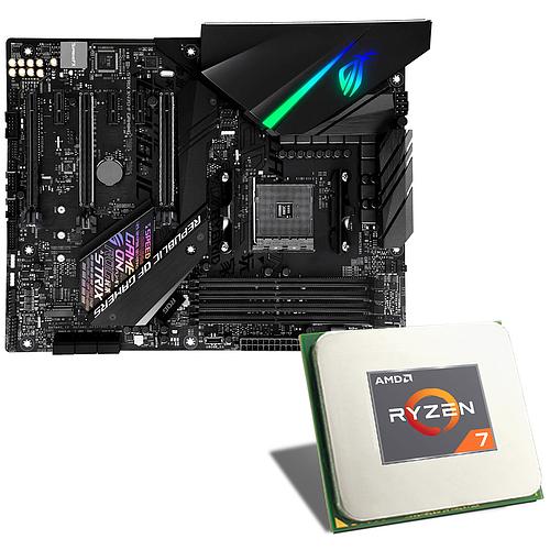 AMD Ryzen 7 2700X / ASUS ROG STRIX X470-F GAMING Mainboard Bundle