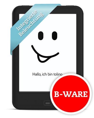 tolino shine 2 HD E-Book Reader - B-Ware mit 24 Monaten Gewährleistung - Thalia.de