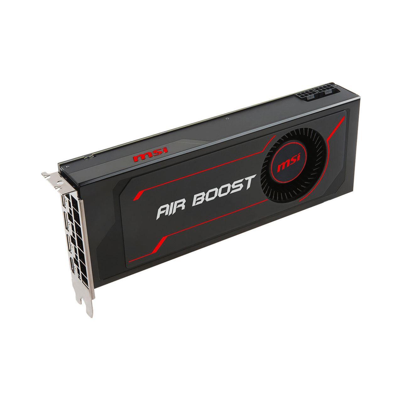 MSI Radeon RX VegaVega64 Air Boost 8Go HBM2