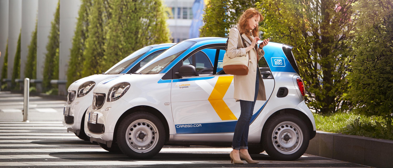 car2go - Kostenlose Anmeldung und 5 Euro Guthaben