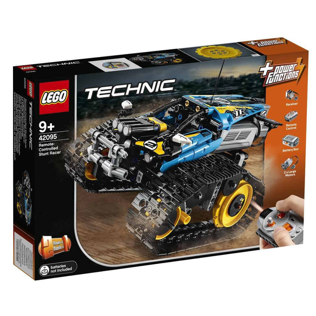 LEGO Technic Ferngesteuerter Stunt-Racer, 42095 @Real