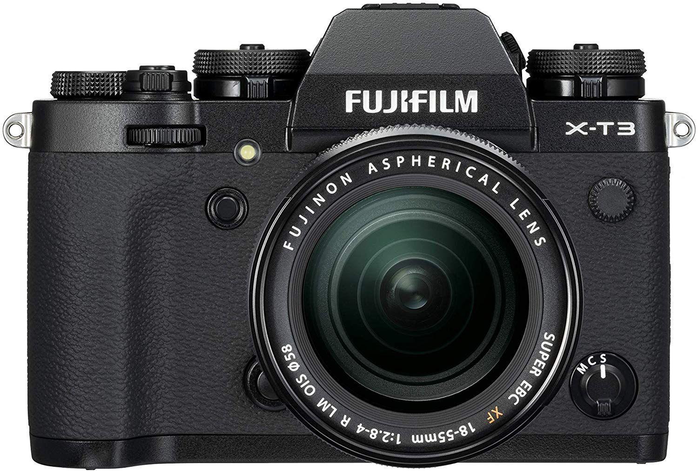 Fujifilm X-T3 Systemkamera - Sammeldeal