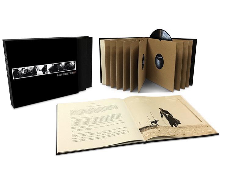 "[amazon.fr] Vinyl Johnny Cash ""Unearthed"""