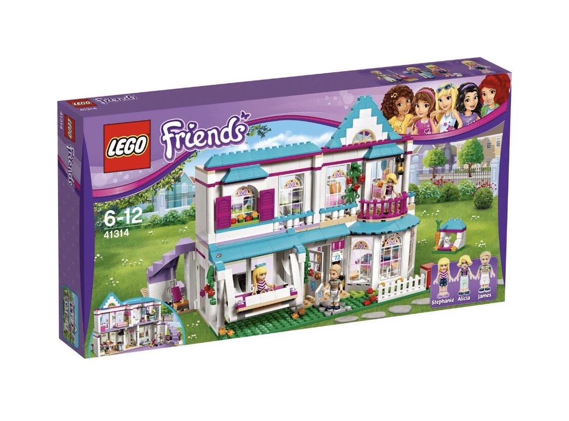 (Dodenhof) Lego Friends 41314 Stephanies Haus