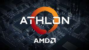 AMD Athlon 200GE Prozessor AM4 (2 Kerne, 4 Threads)
