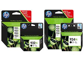 Bis zu 150€ Cashback beim Kauf von drei HP Patronensets 920/953 XL - 50€ bei einem