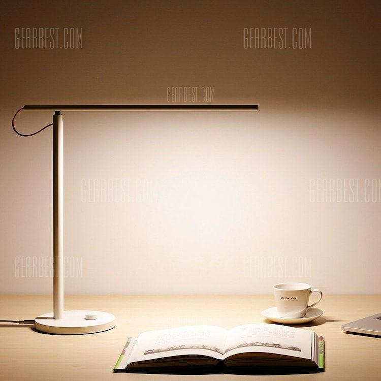 Xiaomi Mijia Yeelight MJTD01YL Smart Schreibtischlampe - 2700K bis 6500K - 300lm - Flimmerfrei - App Control