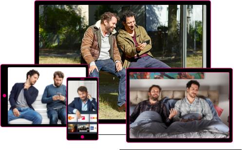 1 Monat MagentaTV App gratis inkl. 5 € Videoload Gutschein
