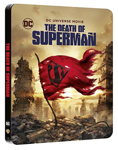 [Amazon Prime] Death of Superman Steelbook (exklusiv bei Amazon.de) [Blu-ray] [Limited Edition]
