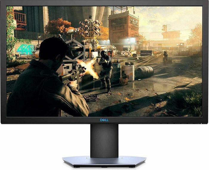"""Dell S2419HGF Monitor 24"""" - Full HD, TN matt, 1ms, 350nits, 144Hz, FreeSync, Hub USB 3.0, Pivot, Höhenverstellbar (Dell)"""